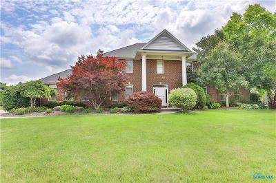 Perrysburg Single Family Home For Sale: 1319 Brookwoode Road