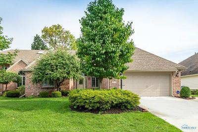 Sylvania Condo/Townhouse For Sale: 9024 Whispering Pine Curve