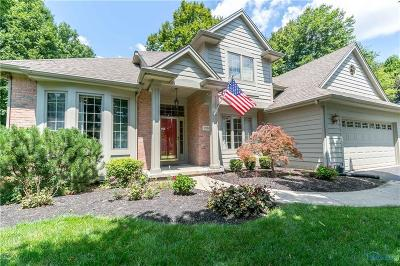 Maumee Single Family Home For Sale: 2930 Estuary Place