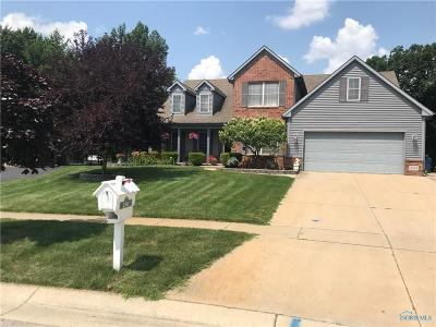 Sylvania OH Single Family Home For Sale: $329,900