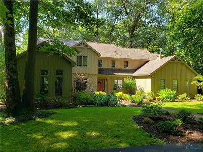 Swanton Single Family Home Contingent: 4350 S Berkey Southern Road