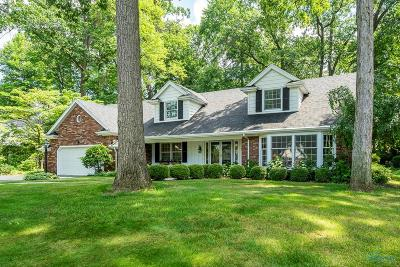 Sylvania Single Family Home For Sale: 5504 Bent Oak Road