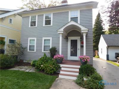 Sylvania OH Single Family Home For Sale: $179,900