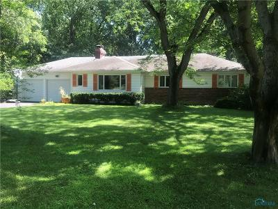 Sylvania Single Family Home For Sale: 5936 Brookson Road