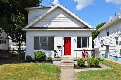 Rossford Single Family Home For Sale: 194 Oak Street