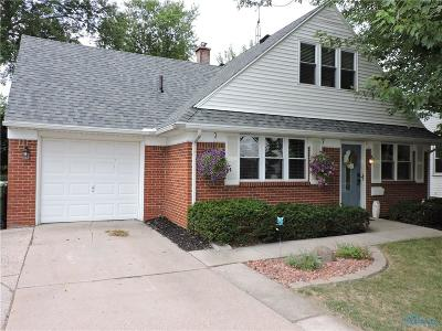 Maumee Single Family Home For Sale: 1445 Appomattox Drive