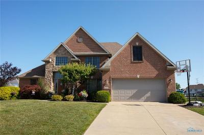 Sylvania Single Family Home Contingent: 9356 Rocky Water Court