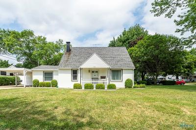 Maumee Single Family Home Contingent: 1101 Richland Street