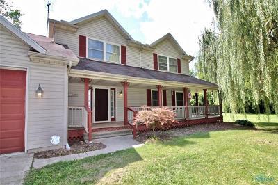 Monclova Single Family Home For Sale: 2930 S Crissey Road