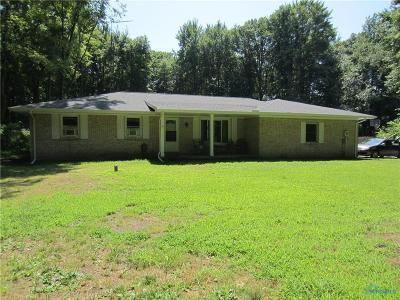 Swanton Single Family Home For Sale: 10647 Maumee Western Road
