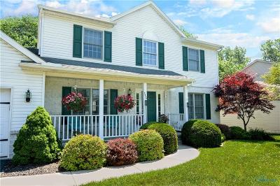 Toledo Single Family Home Contingent: 2430 Fawn Hollow Road