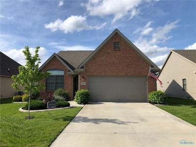 Perrysburg Single Family Home For Sale: 14896 Lake Winds Drive