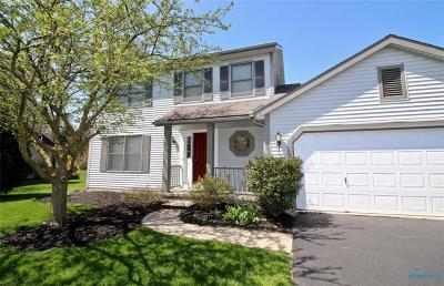 Perrysburg Single Family Home For Sale: 1574 Indian Creek Drive
