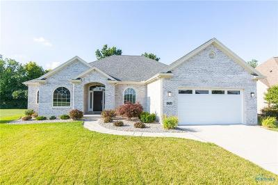 Monclova Single Family Home For Sale: 4748 Round House Circle