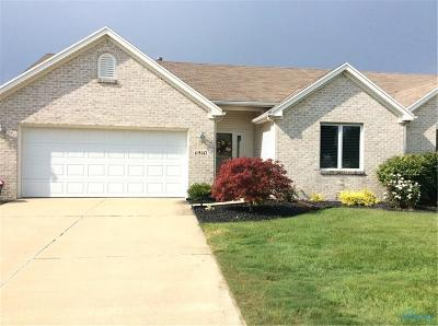 Maumee Condo/Townhouse Contingent: 6940 Springview Drive