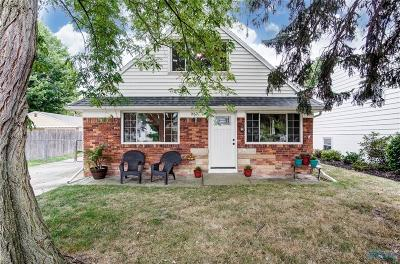 Maumee Single Family Home Contingent: 1462 Appomattox Drive