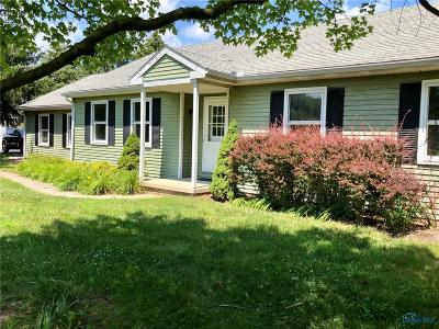 Grand Rapids Single Family Home For Sale: 13322 Mohler Road