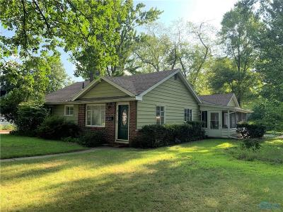 Sylvania Single Family Home For Sale: 5761 Elliott Drive