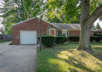 Maumee Single Family Home For Sale: 1058 Scribner Street