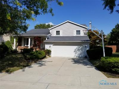 Perrysburg Single Family Home For Sale: 26638 Brentfield Road