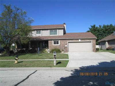 Lucas County Single Family Home Contingent: 450 Georgetown Drive