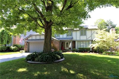 Sylvania OH Single Family Home For Sale: $259,900