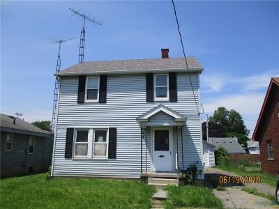 Toledo OH Single Family Home For Sale: $59,000