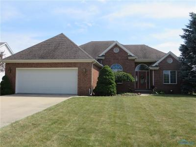 Waterville Single Family Home For Sale: 7317 Chip Shot Lane