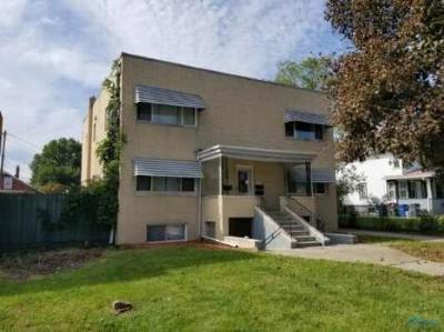 Toledo Multi Family Home For Sale: 4239 Lewis Avenue