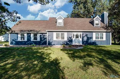 Monclova Single Family Home For Sale: 4410 Weckerly Road