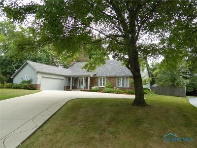Toledo Single Family Home For Sale: 1520 Creekwood Lane