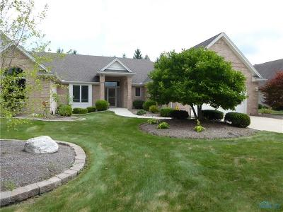 Maumee Condo/Townhouse Contingent: 3853 Deer Valley Lane
