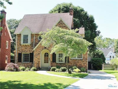 Toledo Single Family Home For Sale: 3045 Hopewell Place
