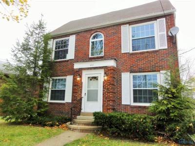 Toledo Multi Family Home For Sale: 642 Eleanor