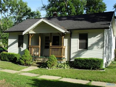 Toledo Single Family Home For Sale: 5349 Collomore Road