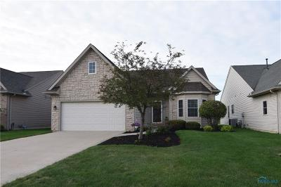 Sylvania OH Single Family Home For Sale: $244,900
