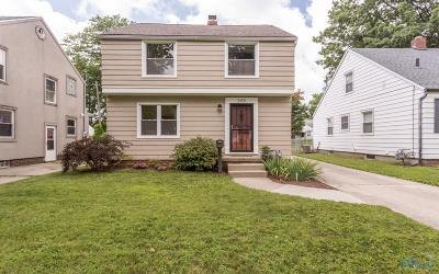 Toledo Single Family Home For Sale: 3401 Algonquin Parkway