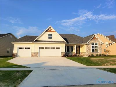 Sylvania OH Single Family Home For Sale: $339,900