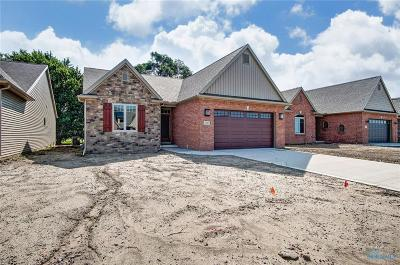 Single Family Home For Sale: 5443 Country Ridge Lane