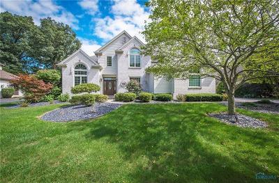Maumee Single Family Home For Sale: 3357 Charter Oak Drive
