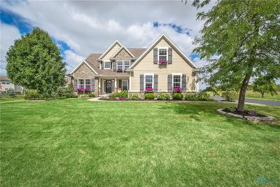 Waterville Single Family Home For Sale: 6344 Glen Stream