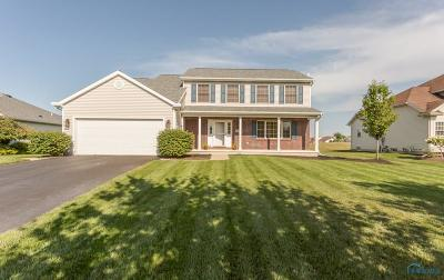 Maumee Single Family Home For Sale: 4225 Ranchers Circle