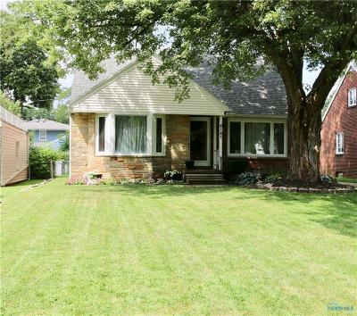 Toledo Single Family Home For Sale: 4147 Drummond Road