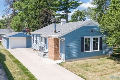 Maumee Single Family Home Contingent: 1253 Holgate Avenue