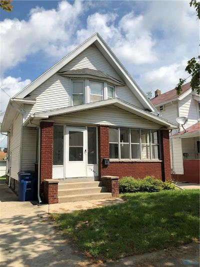 Toledo Single Family Home For Sale: 1844 Fairfax Road