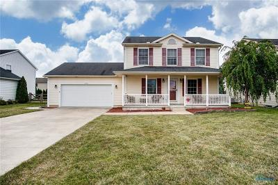 Haskins Single Family Home For Sale: 212 Earl North Drive