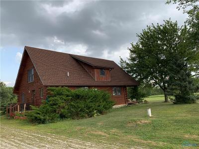 Single Family Home For Sale: 305 S Toussaint Portage Road
