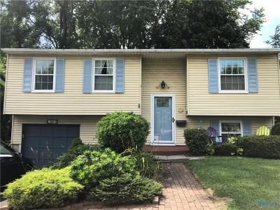 Toledo Single Family Home For Sale: 4629 Ottawa Trail Drive
