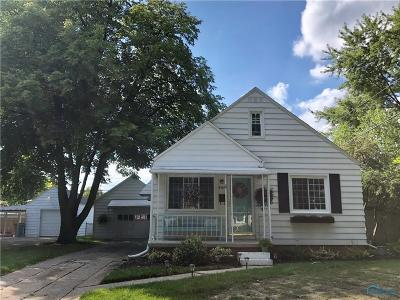 Toledo Single Family Home For Sale: 4118 Rugby Drive