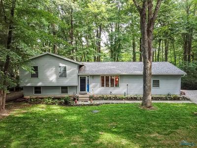 Sylvania Single Family Home For Sale: 5544 Ashley Road